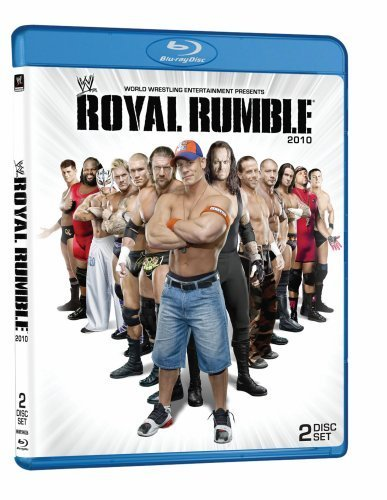 Royal Rumble 2010 Wwe Blu Ray Ws Tvpg 2 Br