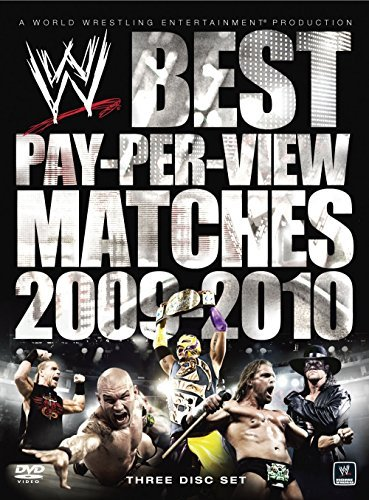 Wwe Best Pay Per View Matches Of T Tvpg 3 DVD