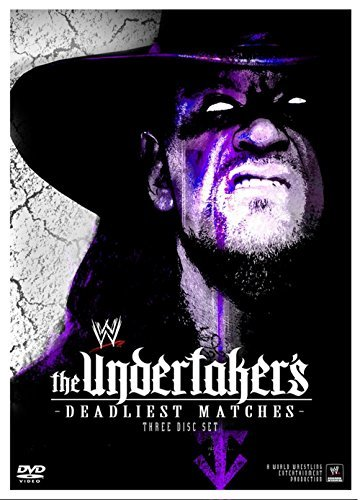 Wwe Undertaker's Deadliest Matches Tv14