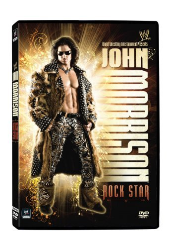 John Morrison Rock Star Wwe Nr