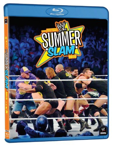 Summerslam 2010 Wwe Blu Ray Ws 2 Tvpg