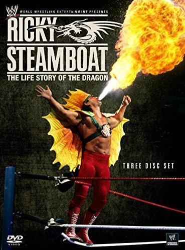 Ricky The Dragon Steamboat Wwe Tvpg