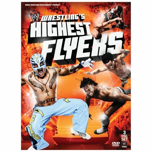 Wwe Wrestling's Highest Flyers DVD Nr 3 DVD