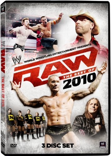 Raw The Best Of 2010 Wwe Ws Tvpg 3 DVD