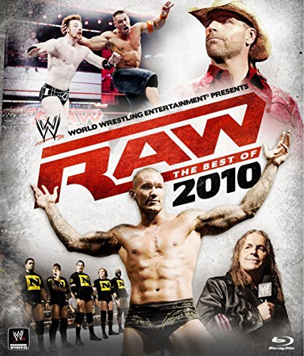 Raw The Best Of 2010 Wwe Tvpg 2 Br