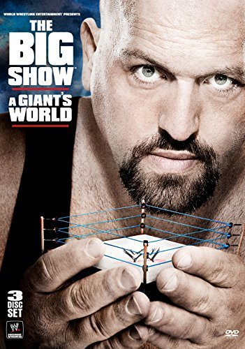 Big Show A Giant's World Wwe Tvpg 3 DVD