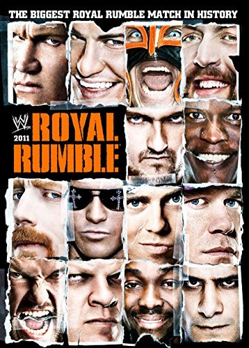 Royal Rumble 2011 Wwe Ws Tvpg