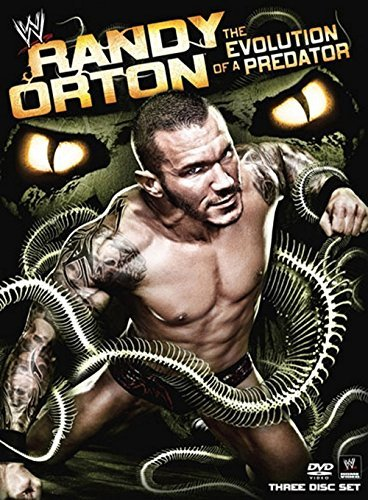 Randy Orton The Evolution Of Wwe Nr 3 DVD