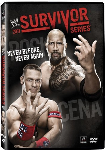 Survivor Series 2011 Wwe Tvpg