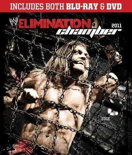 Elimination Chamber 2011 Wwe Blu Ray Ws Nr Incl. DVD