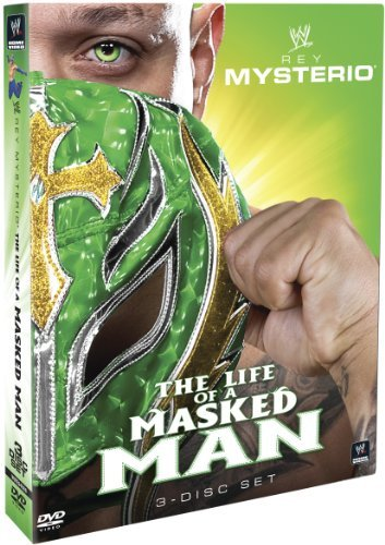 Rey Mysterio The Life Of A Mas Wwe Nr 3 DVD