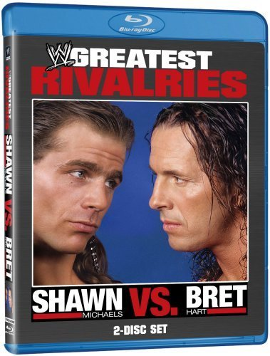 Shawn Michaels Vs. Bret Hart Wwe Tvpg 2 Br