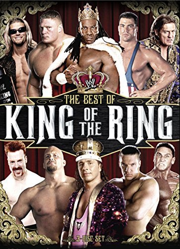 Best Of King Of The Ring Wwe Tvpg 3 DVD