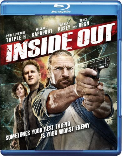 Inside Out Triple H Rapaport Posey Blu Ray Ws Pg13