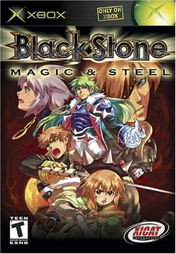 Xbox Black Stone Magic & Steel