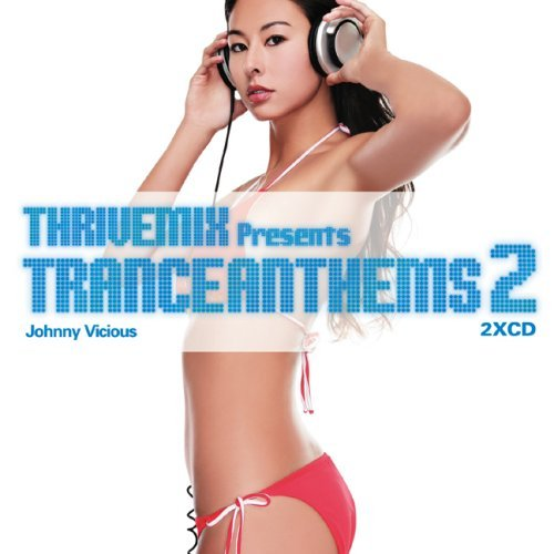 Thrivemix Presents Tranceanthe Vol. 2 Trance Anthems 2 CD