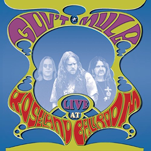 Gov't Mule Live At The Roseland Ballroom Incl. Bonus Track