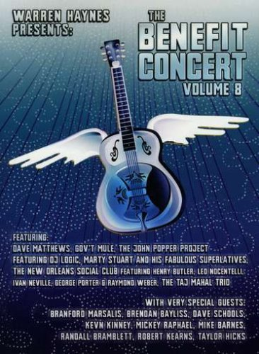 Warren Haynes Vol. 8 Benefit Concert