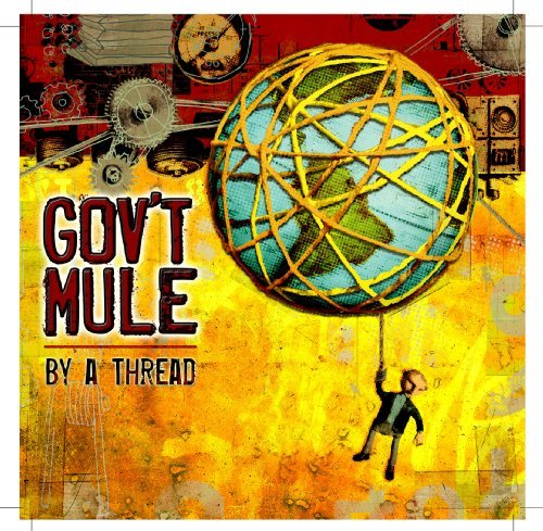Gov't Mule By A Thread 180gm Vinyl 2 Lp Set