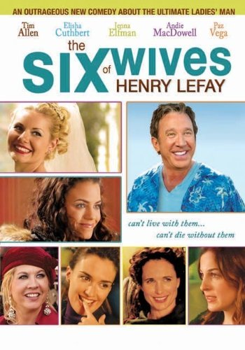 Six Wives Of Henry Lefay Cuthbert Macdowell Elfman Ws Pg13