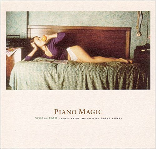 Piano Magic Son De Mar Ost Import Eu