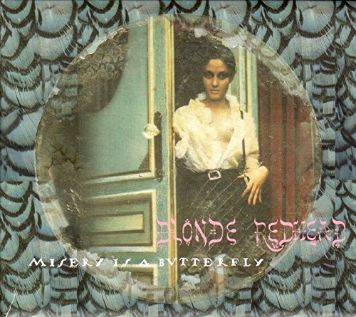 Blonde Redhead Misery Is A Butterfly