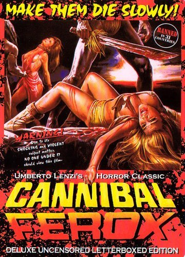Cannibal Ferox Aka Make Them Cannibal Ferox Aka Make Them Ws Nr