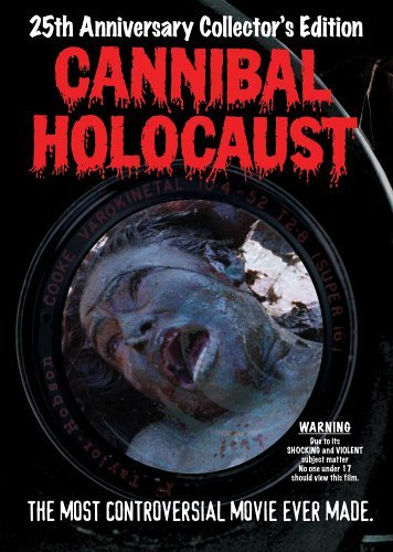 Cannibal Holocaust Cannibal Holocaust Lmtd Ed. Nr 2 DVD Set