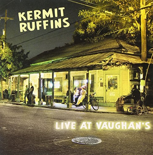 Kermit Ruffins Live At Vaughan's
