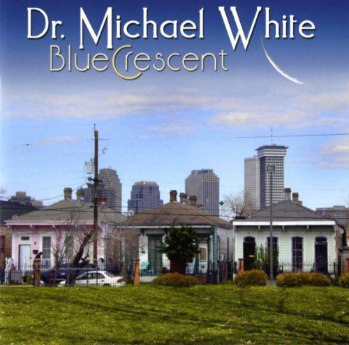 Dr. Michael White Blue Crescent
