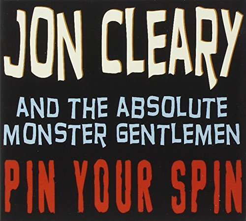 Jon Cleary Pin Your Spin Pin Your Spin