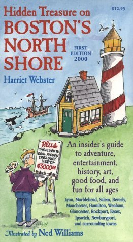 Harriet Webster Hidden Treasure On Boston's North Shore