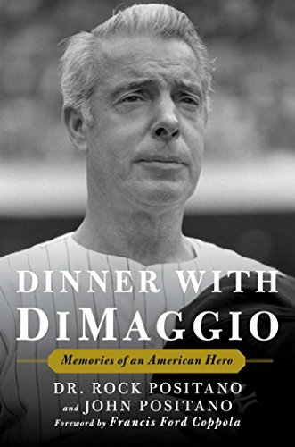 Rock Positano Dinner With Dimaggio Memories Of An American Hero