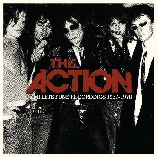 Action Complete Punk Recordings 1977