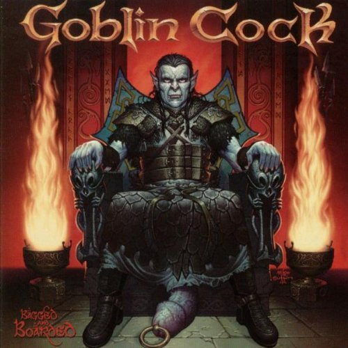 Goblin Cock Bagged & Boarded Explicit Version