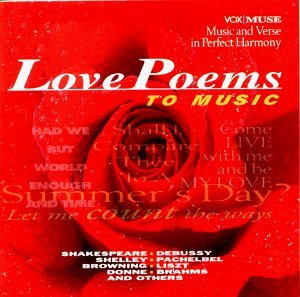 Music & Love Poems Music & Love Poems Debussy Pachelbel Liszt Bach Borodin Weill Offenbach &