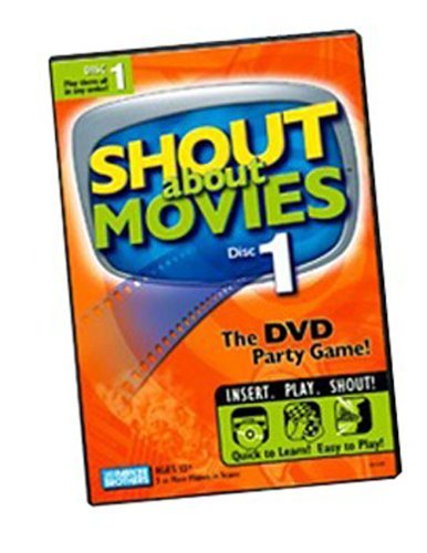DVD Game Shout About Movies#1