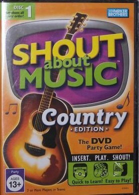 Shout About Music Country Edition