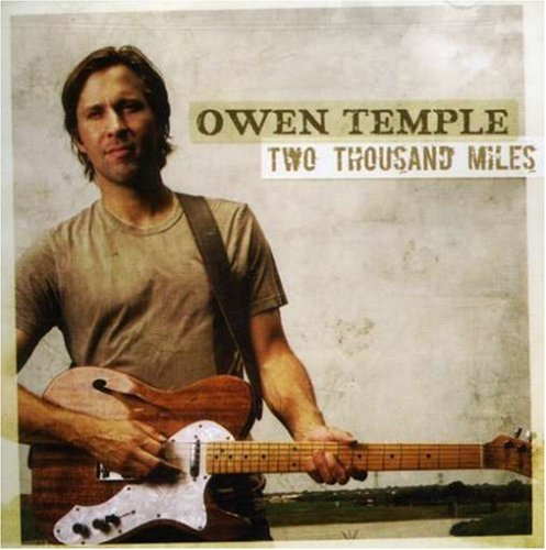 Owen Temple Two Thousand Miles