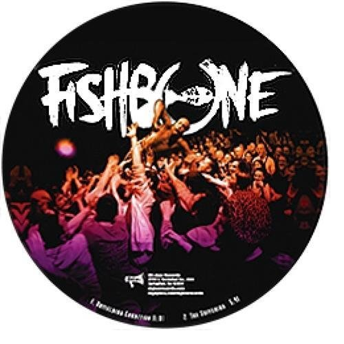 Fishbone Live Picture Disc 2 Lp