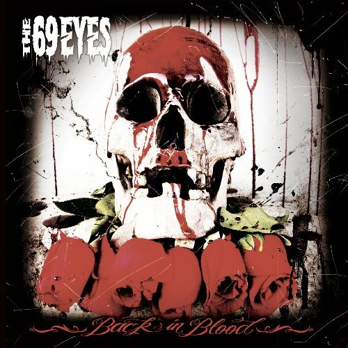 69 Eyes Back In Blood 2 CD Set
