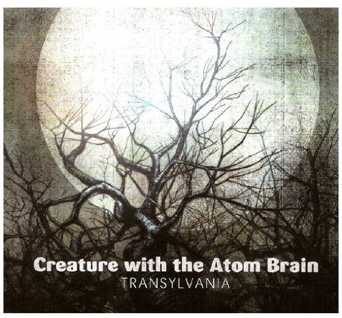 Creature With The Atom Brain Transylvania