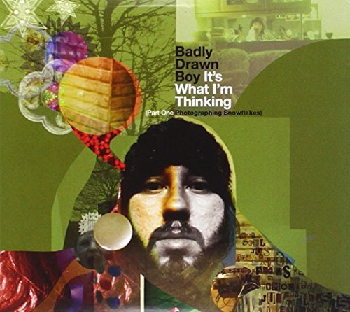Badly Drawn Boy It's What I'm Thinking Photog