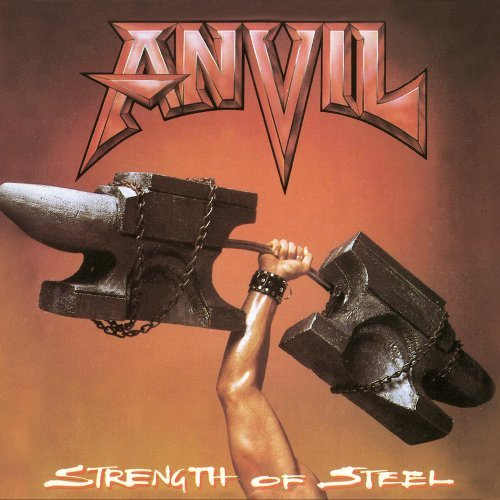 Anvil Strength Of Steel Remastered Digipak