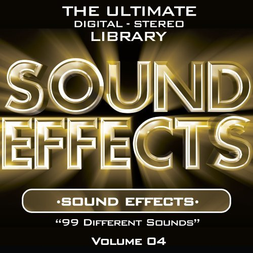 Sound Effects Vol. 4 Sound Effects