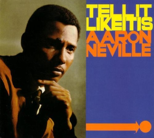 Neville Aaron Tell It Like It Is Digipak
