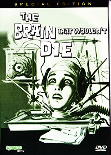 Brain That Wouldn't Die Evers Leith Daniels Lamont Sha Nr