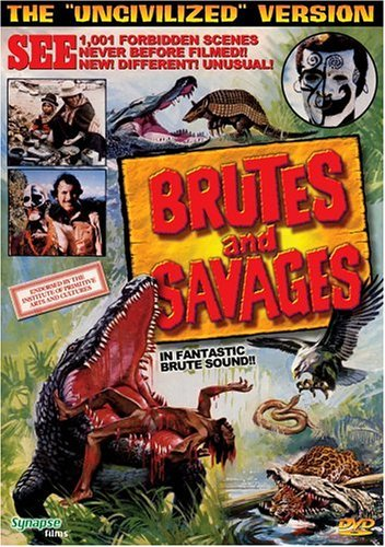 Brutes & Savages Uncivilized V Brutes & Savages Uncivilized V Nr