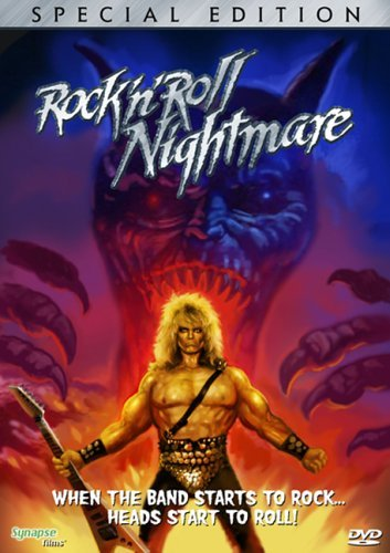 Rock 'n' Roll Nightmare Rock 'n' Roll Nightmare Clr Ws R