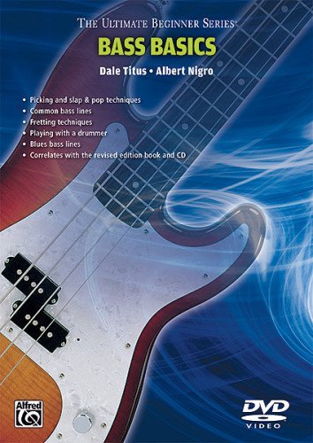 Ultimate Beginner Series Bass Basics Nr